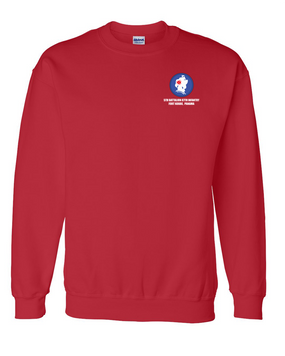 5th Battalion 87th Infantry Embroidered Sweatshirt