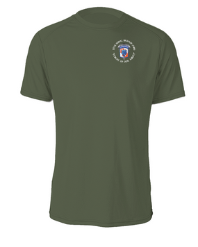35th Signal Brigade (Airborne) (C) Cotton Shirt