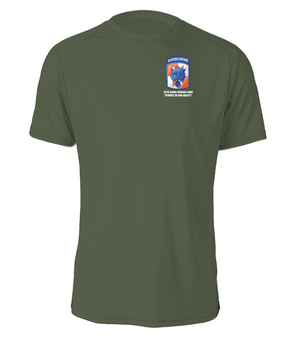 35th Signal Brigade (Airborne)  Cotton Shirt