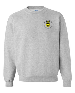 US Special Operations Command (C)  Embroidered Sweatshirt