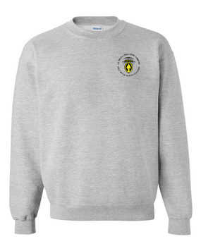 US Special Operations Command  Embroidered Sweatshirt