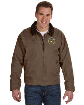 US Special Operations Command  Embroidered DRI-DUCK Outlaw Jacket