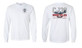"313th MI Battalion ""C-130"" Long Sleeve Cotton Shirt"