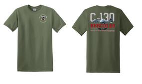 """504th Parachute Infantry Regiment  """"C-130"""" Cotton Shirt"""