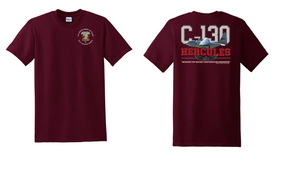 "407th Brigade Support Battalion ""C-130"" Cotton Shirt"