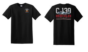 "3/73rd Armor (Airborne)  ""C-130"" Cotton Shirt"