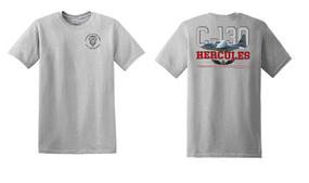 "1st Squadron 17th Cavalry Regiment (Airborne)  ""C-130"" Cotton Shirt"