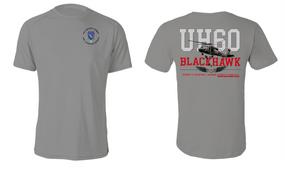 """506th Infantry Regiment  """"UH-60"""" Cotton Shirt"""