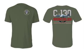 """503rd Parachute Infantry Regiment  """"C-130"""" Cotton Shirt"""