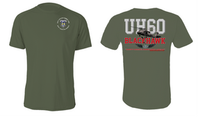 "82nd Aviation Brigade  ""UH-60"" Cotton Shirt"