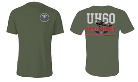 "82nd Hqtrs & Hqtrs Battalion  ""UH-60"" Cotton Shirt"