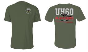 """504th Parachute Infantry Regiment """"UH-60"""" Cotton Shirt"""