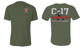 "782nd Maintenance Battalion ""C-17 Globemaster"" Cotton Shirt"
