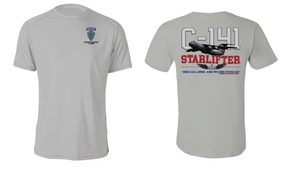 "36th Infantry Division (Airborne)  ""C-141 Starlifter"" Cotton Shirt"
