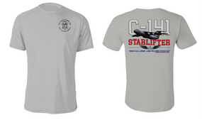 "82nd Aviation Brigade  ""C-141 Starlifter"" Cotton Shirt"