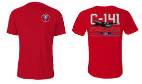 "82nd Hqtrs & Hqtrs Battalion  ""C-141 Starlifter"" Cotton Shirt"