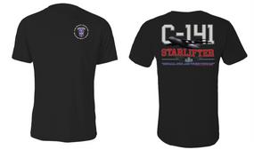 "172nd Infantry Brigade (Airborne)  ""C-141 Starlifter"" Cotton Shirt"