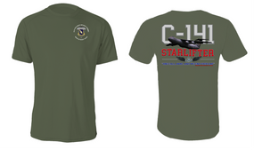 "504th Parachute Infantry Regiment ""C-141 Starlifter"" Cotton Shirt"