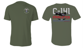 "505th Parachute Infantry Regiment ""C-141 Starlifter"" Cotton Shirt"