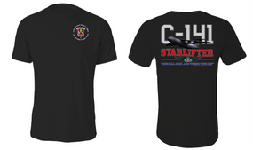 "509th JRTC ""C-141 Starlifter"" Cotton Shirt"
