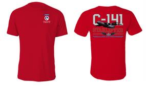 "COSCOM (Airborne) ""C-141 Starlifter"" Cotton Shirt"