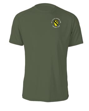 1st Cavalry Division (Airborne) (C) Cotton Shirt