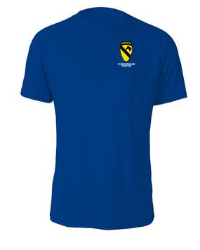 1st Cavalry Division (Airborne) Cotton Shirt