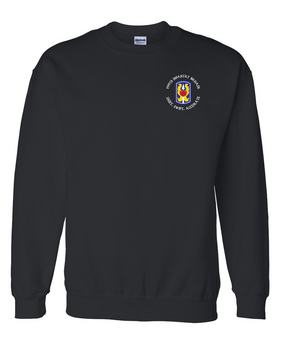 199th Light Infantry Brigade  (C) Embroidered Sweatshirt