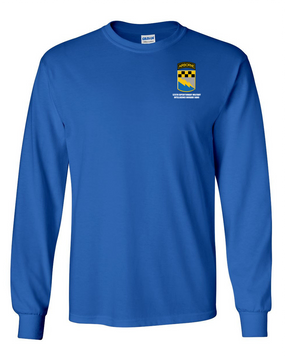 525th Expeditionary MI Brigade (Airborne) Long-Sleeve Cotton T-Shirt