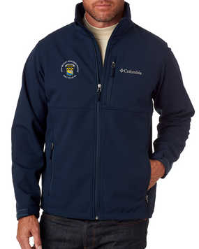 525th Expeditionary MI Brigade (Airborne) (C) Embroidered Columbia Ascender Soft Shell Jacket