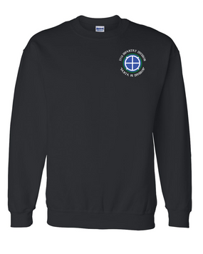 35th Infantry Division  (C)  Embroidered Sweatshirt