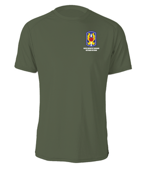 "199th Light Infantry Brigade ""Vietnam""   Cotton Shirt"