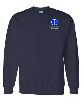 35th Infantry Division Embroidered Sweatshirt