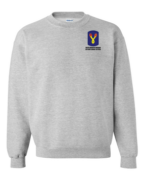 "196th Light Infantry Brigade ""Vietnam""  Embroidered Sweatshirt"