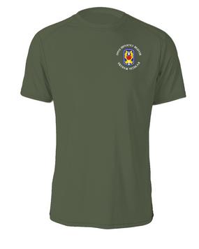 "199th Light Infantry Brigade ""Vietnam"" (C)  Cotton Shirt"