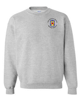 "199th Light Infantry Brigade ""Vietnam"" (C)   Embroidered Sweatshirt"