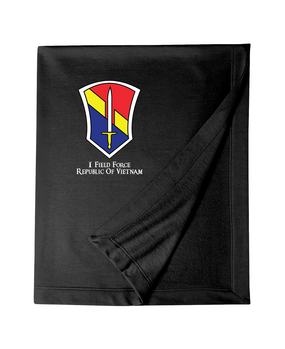 I Field Force Embroidered Dryblend Stadium Blanket