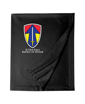 II Field Force Embroidered Dryblend Stadium Blanket