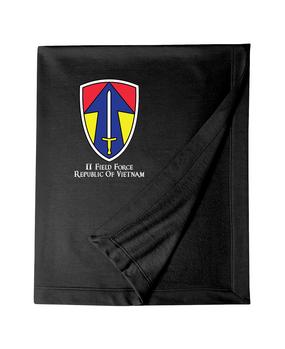 II Field Force Embroidered Dryblend Stadium Blanket