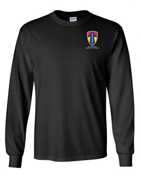 II Field Force Long-Sleeve Cotton T-Shirt