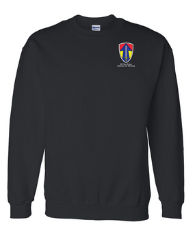 II Field Force Embroidered Sweatshirt