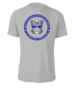325th AIR (Crest) - Proudly Served - Cotton Shirt  (FF)