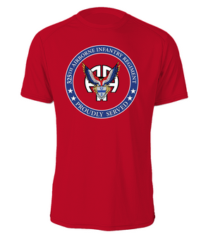 325th AIR  - Proudly Served - Cotton Shirt  (FF)