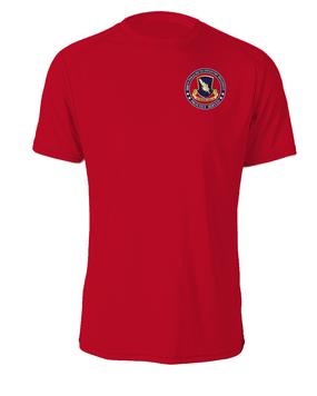 504th PIR (Crest)   - Proudly Served - Cotton Shirt  (P)