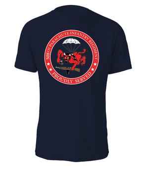 508th PIR   - Proudly Served - Cotton Shirt  (FF)