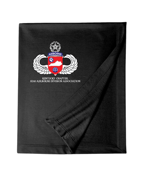 Kentucky Chapter Embroidered Dryblend Stadium Blanket