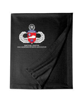 Kentucky Chapter Embroidered Dryblend Stadium Blanket