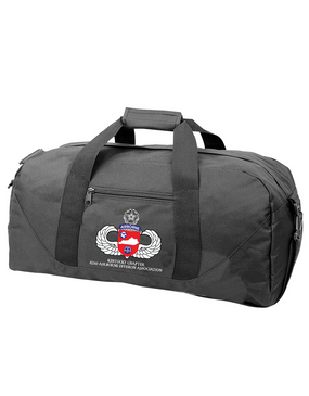 Kentucky Chapter Embroidered Duffel Bag