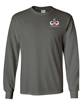 Kentucky Chapter Long-Sleeve Cotton T-Shirt