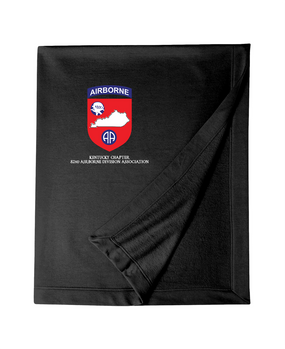 Kentucky Chapter (V1) Embroidered Dryblend Stadium Blanket